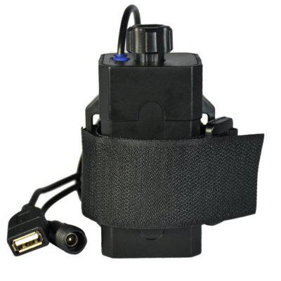 USB Car Light Waterproof Battery Box