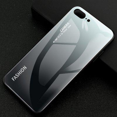 Gradient Glass Phone Case for iPhone 6 / 7 / 8 Plus / XR