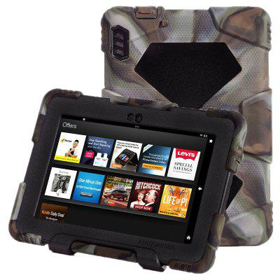 Three Anti-silicone Case European And American Fashion Protective Cover for Kindle Fire HDX 7.9