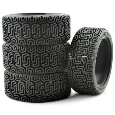 1/10 Flat Running 94123 Modified Rally Tire Skin