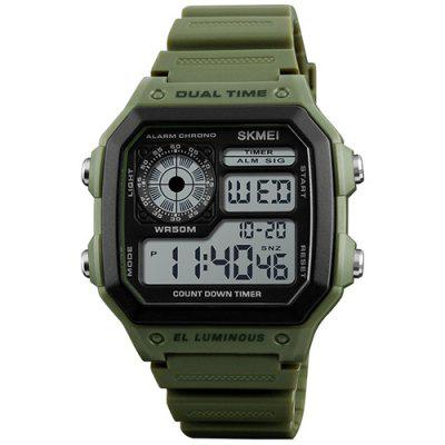 SKMEI 1299 Fashion Creative Digital Watch