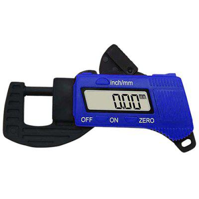 Electronic Thickness Gauge Digital Display Thickness Measuring Instrument