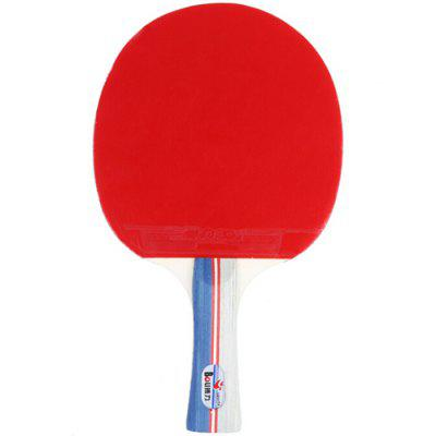 BOLI Double-sided Anti-adhesive Table Tennis Racket