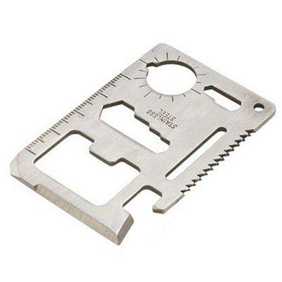 Multi-function Stainless Steel Tool Card