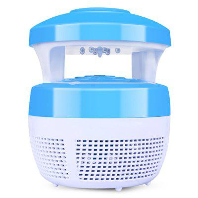 LED Photocatalyst Lamp Home Physical Electronic Mosquito Killer