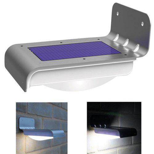 Solar Light 16LED Human Body Infrared Sensor Light Outdoor Wall Light Waterproof Landscape Light Garden Street Light