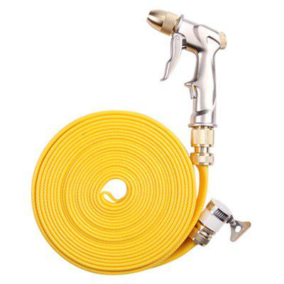 15m Aluminum Alloy Watering Car Wash Water Gun Household Tool