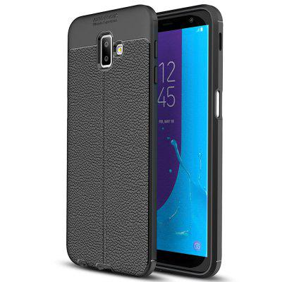 TPU Lychee Phone Case for Samsung Galaxy J6 Prime