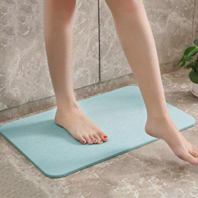 Bathroom Water Absorption Quick-drying Anti-slip Mat