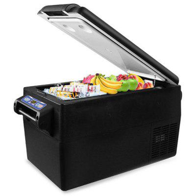 BCD32 Compressor Car Refrigerator Black