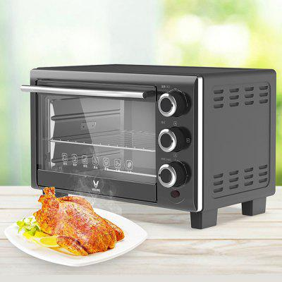 VIOMI VO1601 Household Baking Multifunctional Small Cake Electric Oven from Xiaomi youpin