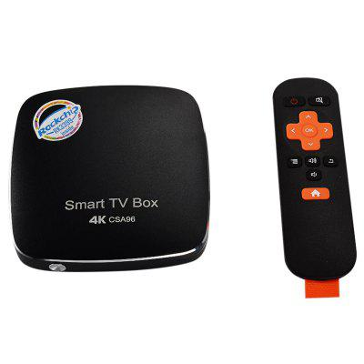 CSA96 Smart TV Box 4GB RAM + 32GB ROM Image