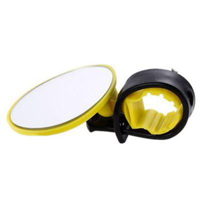360 Degree Rotating Belt Buckle Rear View Mirror for Xiaomi M365 Scooter