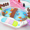 Multi-functional Magnetic Fishing Musical Water Toy for Kids - MULTI