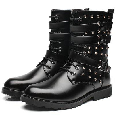 Cool High-top Fashionable Men Boots