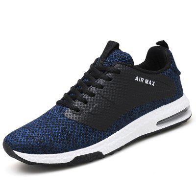 Flying Woven Air Cushion Outdoor Running Shoes