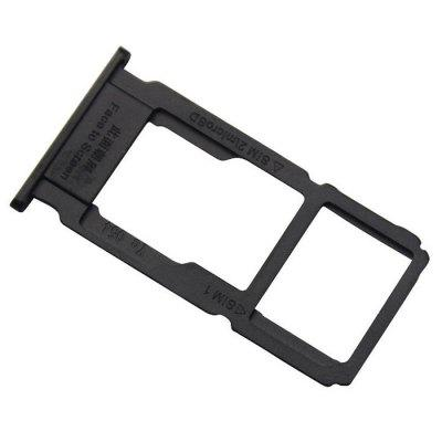 Original OPPO SIM Card Tray Holder Slot Socket Adapter Replacement Part for OPPO R11 Plus