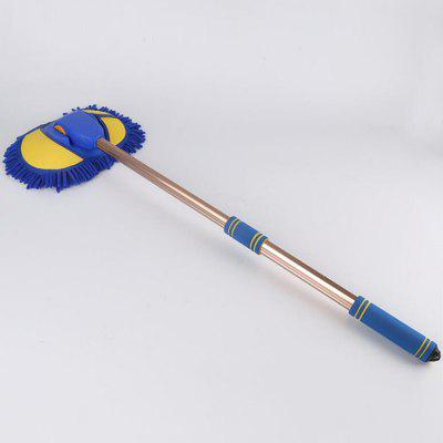 Retractable Rotating Car Wash Brush Cleaning Mop