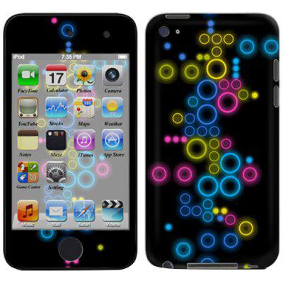 Color Sticker for iPod Touch4