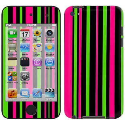 Color Phone Sticker for iPod Touch 4