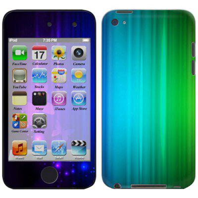 Fashion Color Sticker for iPod touch 4