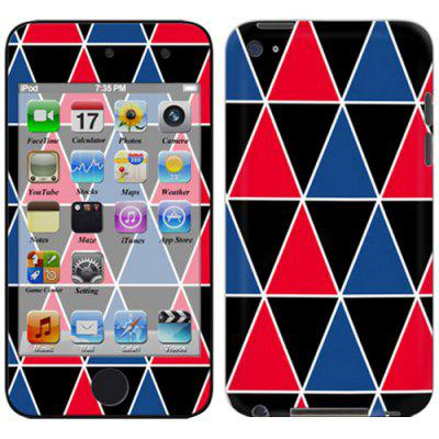 Color Decorative Sticker for iPod touch 4