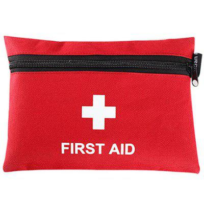 Outdoor First Aid Kit Medical Bag Emergency Tool Set