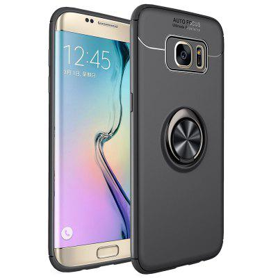 Magnetic Ring Phone Case for Samsung Galaxy S7 Edge