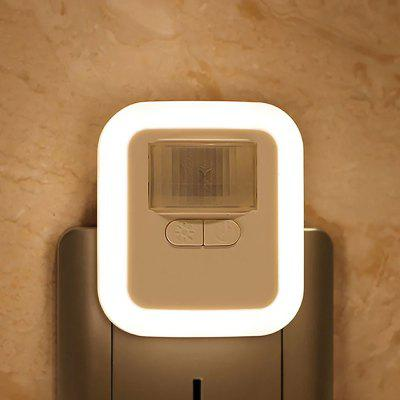 Human Body Induction LED Sensor Night Light for Home