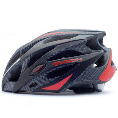 moon Adult Helmet Outdoor Safety Sports Equipment for Electric Bicycle Mountain Bike