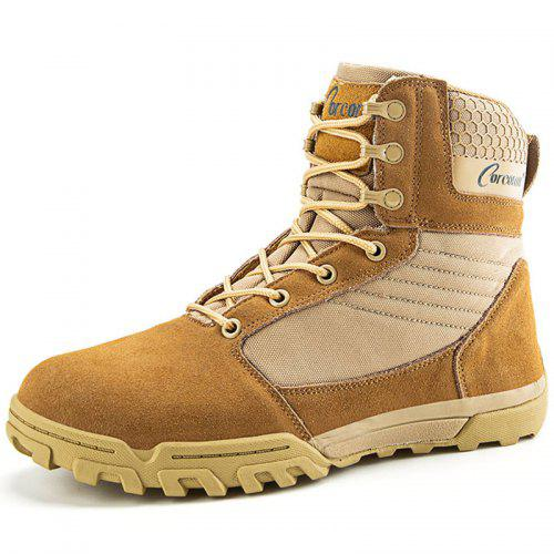 9daf3ea719e High-top Outdoor Hiking Boots