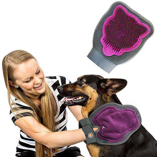 Pet Cleaning Double-sided Multi-function Gloves