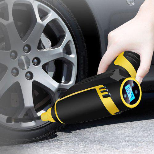 Cordless Handheld Mini Electric Car Air Pump
