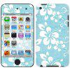 Fashion Stlye Sticker for iPod touch 4 - LIGHT SLATE