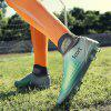 Men Fashionable High-top Soccer Sports Shoes - GRAY