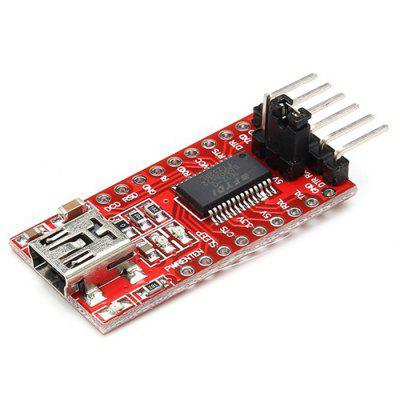 FT232RL FTDI USB 3.3 V 5.5 V para TTL Módulo Adaptador Serial para Arduino Mini Port