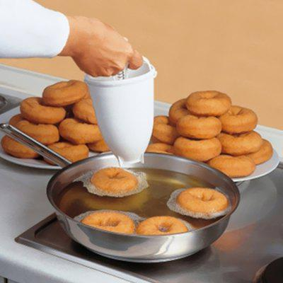 Donut Making Artifact Creative Kitchen Gadget DIY Baking Tools