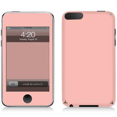 Simple Creative Color Sticker for iPod Touch 2
