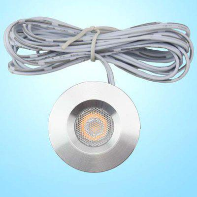 4.15CM DC12V 1W LED Cabinet Light