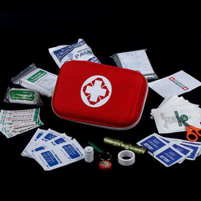 Practical Outdoor Portable First Aid Kit