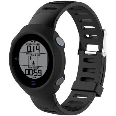 Silicone Protective Case for Garmin Forerunner 610 Smart Watch