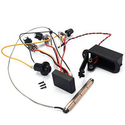 Excellent Bass Amplifying Circuit
