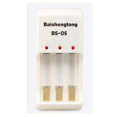 3 Slot Charger AA / AAA NI-CD Three-section Rechargeable Battery Toy Keyboard Music Drum Charging Stand