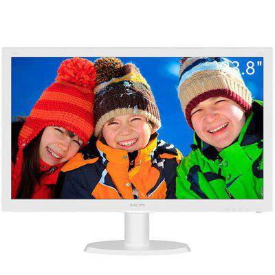 PHILIPS 240V5QSW 23.8 inch IPS Resolution Wide Viewing Angle LCD Computer Monitor