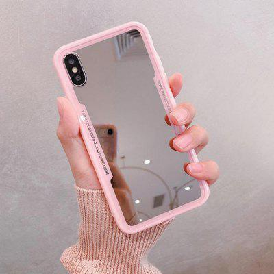 Makeup Mirror Phone Case for iPhone X