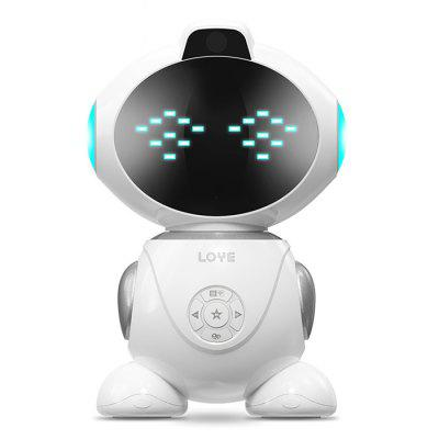 Lyl2 Early Education English / Chinese Learning Robot Learning Computer