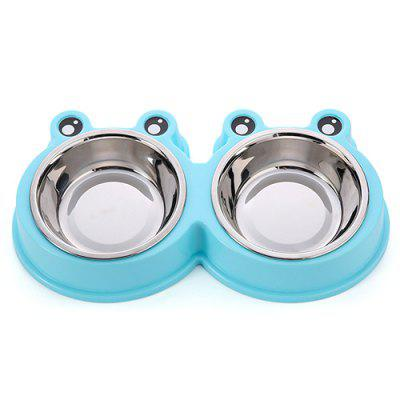 Fashion Cute Shape Stainless Steel Durable Food Bowl