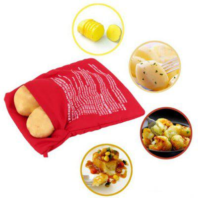 Microwave Oven Potato Bake Bag
