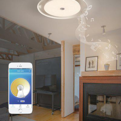 Utorch X99 Bluetooth Music Ceiling Light with Audio Assistant 48W
