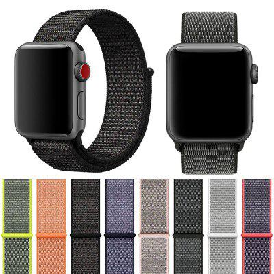Nylon Loopback Strap Intelligent Sports Watch With Explosion Models for iWatch 4 Generation
